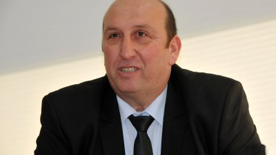 Иван Жабов е номиниран за трети път за кмет на общината. Снимка Лина Главинова