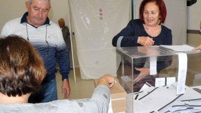 Избори се провеждат и в община Бургас. Снимка Архив Черноморие-бг