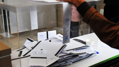 Изборният ден в община Бургас приключи. Снимка Архив Черноморие-бг