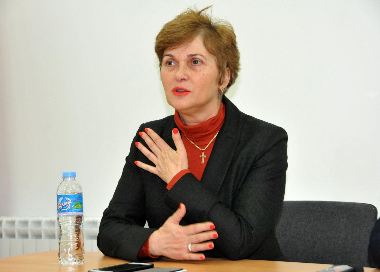 Бургас е отворен за приемане на учители за свободните места, каза Виолета Илиева. Снимка Лина Главиова