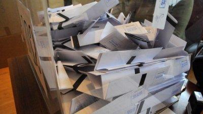 Тази неделя жителите на седем населени места ще имат право да гласуват на местния референдум. Снимката е илюстративна