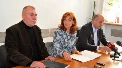 37 000 декларации са подадени през 2018 г., каза Сияна Димитрова. Снимка Лина Главинова