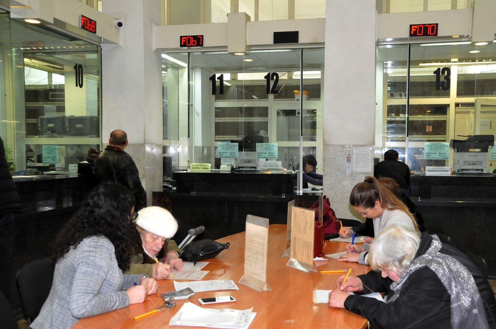 Нарастването на приходите са в резултат на действията на НАП. Снимка Архив Черноморие-бг