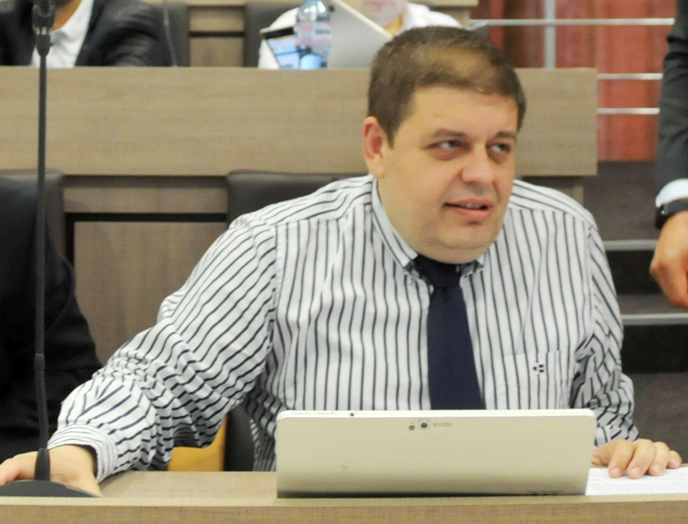 Евгений Мосинов почина внезапно на 5-ти декември. Снимка Лина Главинова