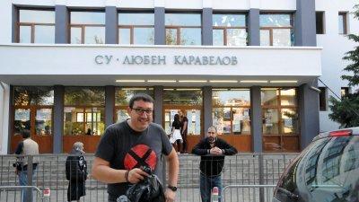 В община Несебър се гласува в 36 СИК-а. Снимка Лина Главинова