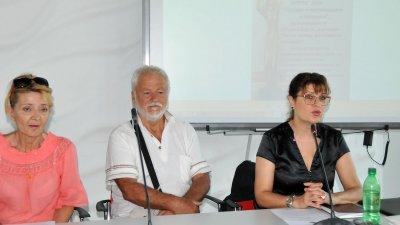 Ненчо Русев разказа как се е родила идеята за наградата Нестинарка. Снимки Лина Главинова