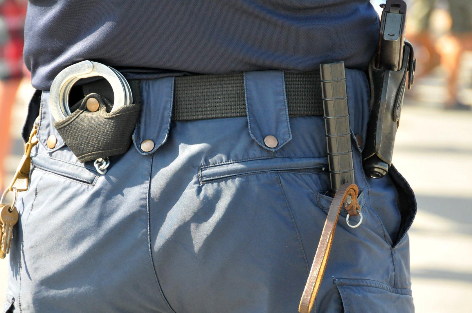 Униформените спрели автомобила за проверка и установили, че водача шофира пиян. Снимка Архив Черноморие-бг