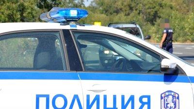 Инцидентът е станала на кръстовището на две бургаски улици. Снимка Архив Черноморие-бг