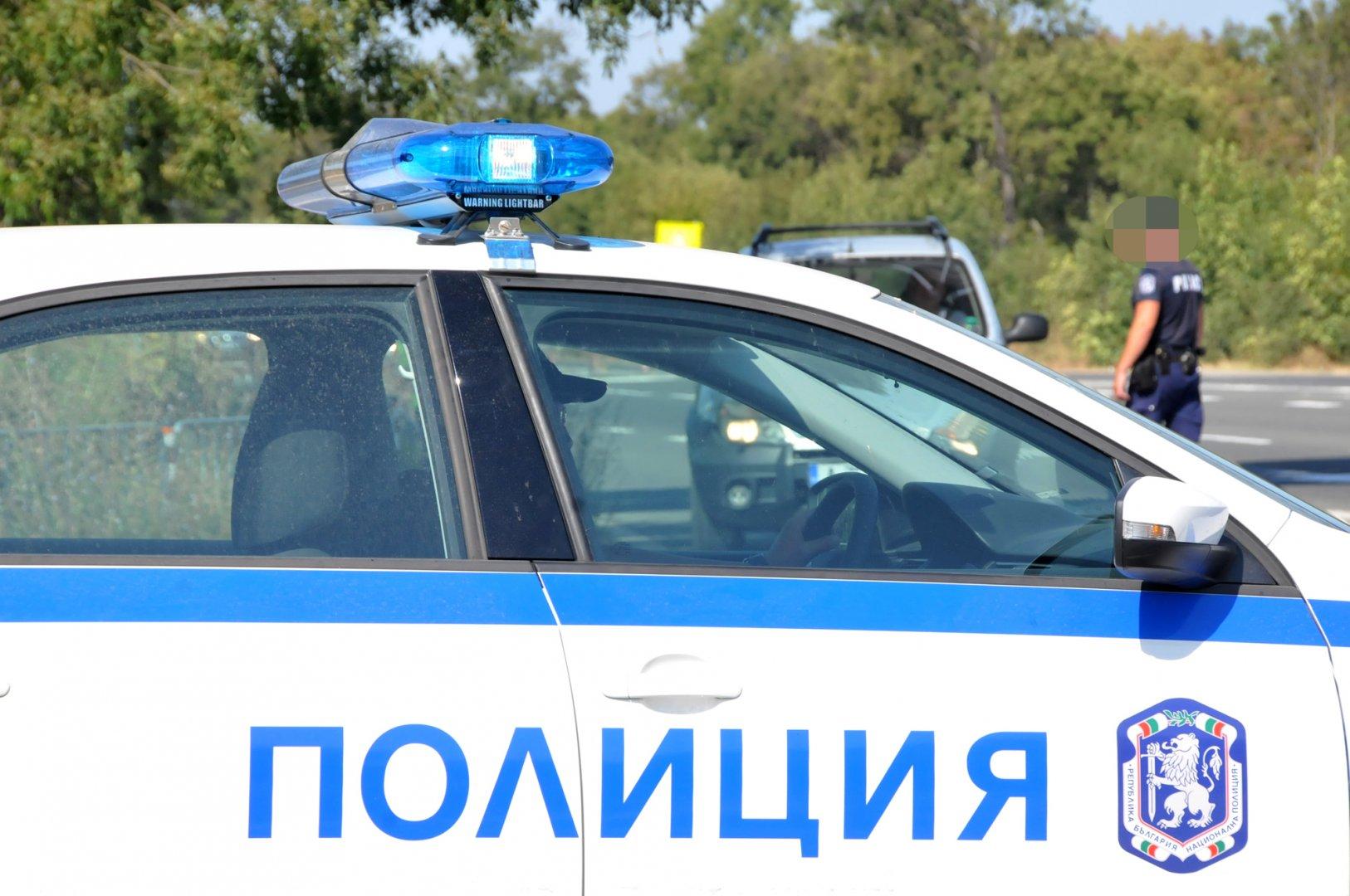 Инцидентът е станал сутринта на 20-ти септември на пешеходна пътека. Снимка Архив Черноморие-бг