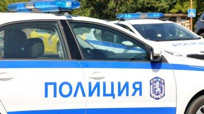 Криминално проявените мъже са задържани за 24 часа. Снимка Архив Черноморие-бг