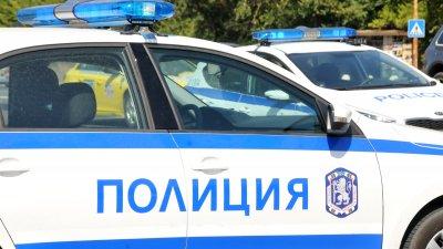 Инцидентът е станал на пътя Бургас - Созопол. Снимка Архив Черноморие-бг