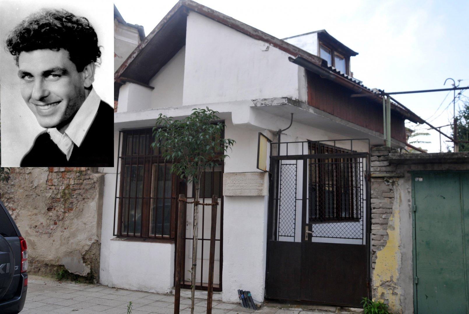 Къщата на улица Морска № 4 е свързана с Апостол Карамитев. Снимки Лина Главинова