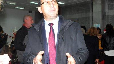 Асим Адемов влезе в ЕП на мястото на Мария Габриел. Снимка Лина Главинова