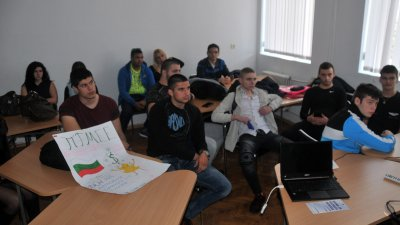 Кампанията има за цел да отличи учениците с постижения. Снимка Архив Черноморие-Бг