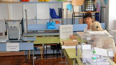 Удостовернията важат само пред Секционната избирателна комисия. Снимка Архив Черноморие-бг