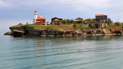 Празникът на Острова е навръх 15-ти август. Снимка Черноморие-бг