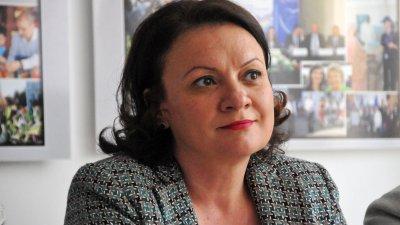 Ивелина Василева е категорична, че обсъжданите промени са важни. Снимка Лина Главинова
