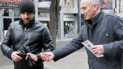Всеки жител на общината може да се подпише под предложението на Инициативния комитет. Снимки Лина Главинова