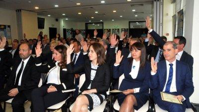 Постоянните комисии се събират за първите си работни заседания. Снимка Архив Черноморие-бг