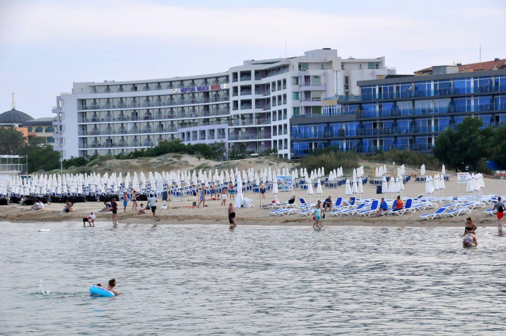 По Черноморието ще бъде слънчево и подходящо за плаж. Снимка Архив Черноморие-бг