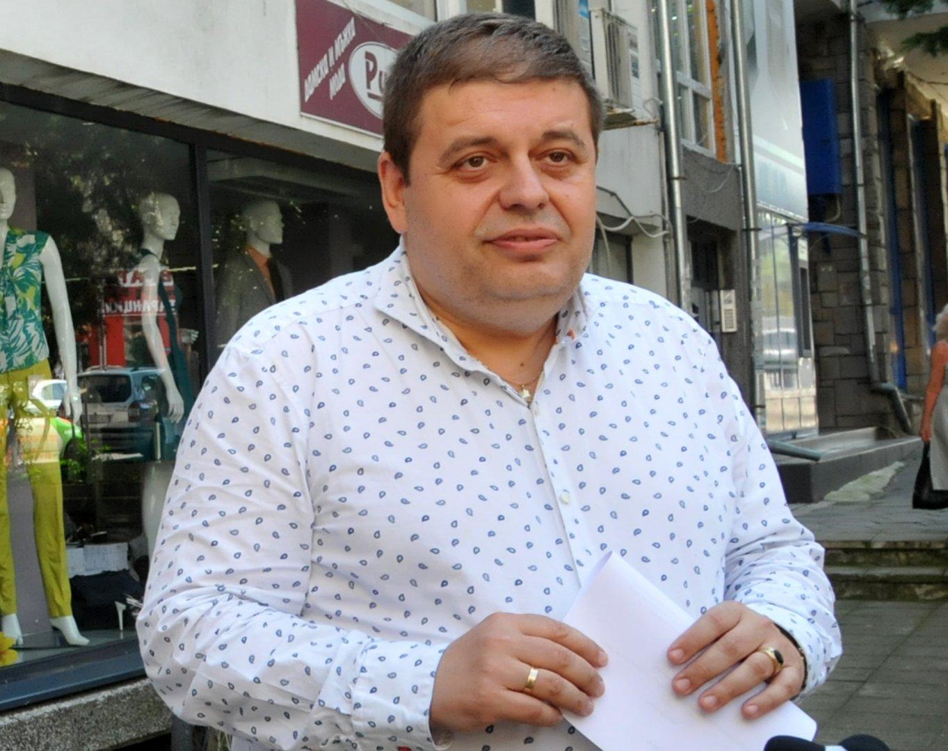 Новината за кончината на адвокат Мосинов шокира всички. Снимка Лина Главинова