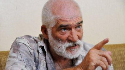 За мен отец Георги е светец и интересът към филма няма да спре, казва Христо Димитров. Снимка Лина Главинова