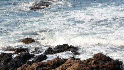 Температурата на морската вода ще бъде 5 градуса, а вълнението на морето – 2-3 бала. Снимка Архив Черноморие-бг