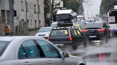 Ако докладната бъде приета, собствениците на автомобили в Бургас ще пращат по-висок данък. Снимка Архив Черноморие-бг
