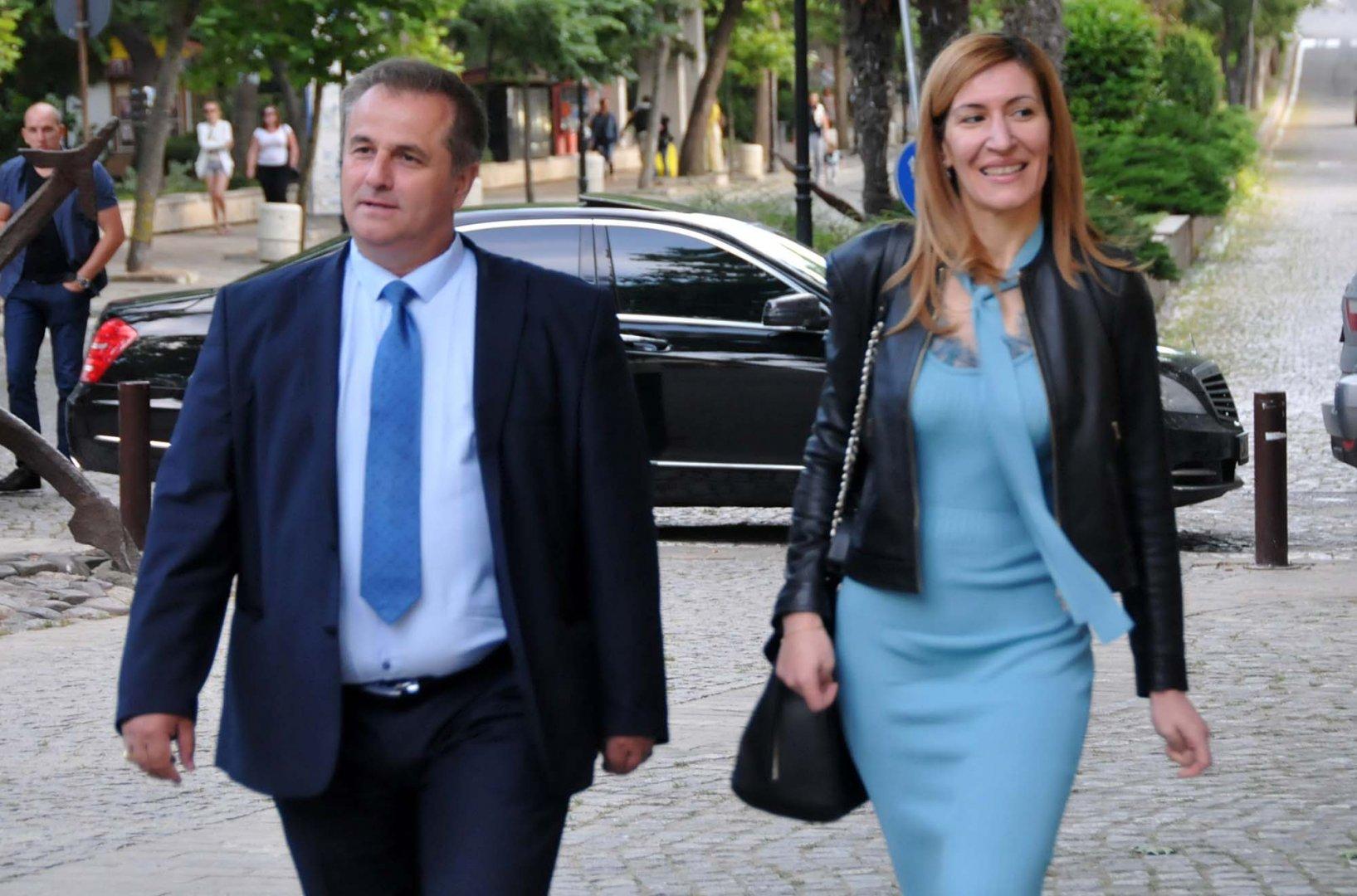 Кметът на Созопол Панайот Рейзи бе отстранен от длъжност на 16 април 2019 г. с решение на Апелативния специализиран съд. Снимка Архив Черноморие-бг