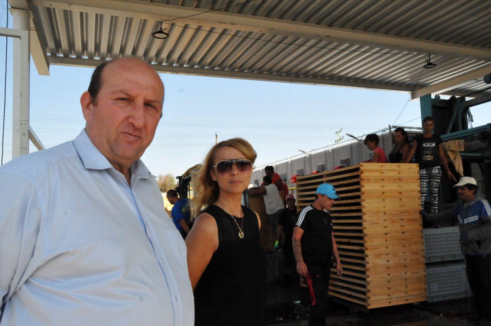 Това е първата инвестиция в общината за 8 години, каза кметът Иван Жабов. Снимки Лина Главинова