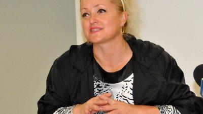 Диана Цинцарска е директор на Фестивала на маскарадните игри в Бургас. Снимка Архив Черноморие-бг