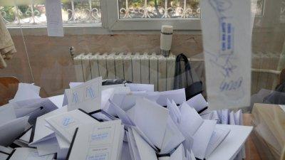 Жалбата е с искане да бъдат преброени бюлетините в 10 секции. Снимка Архив Черноморие-бг
