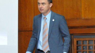 Стефан Колев - председател на дружество Странджа. Снимка Архив Черноморие-бг