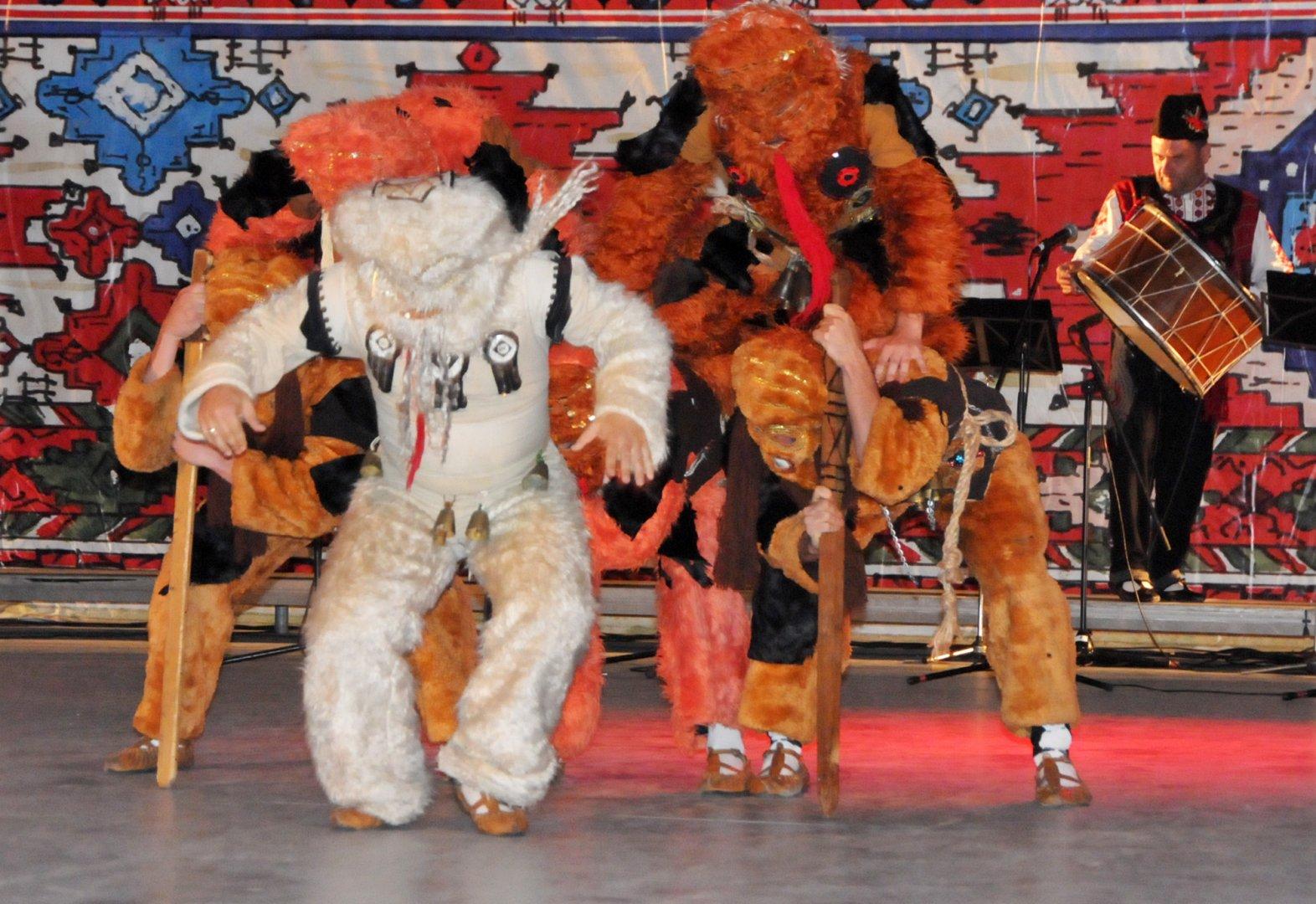 Фестивал на маскарадните игри ще се проведе за първи път в Бургас. Снимка Лина Главинова
