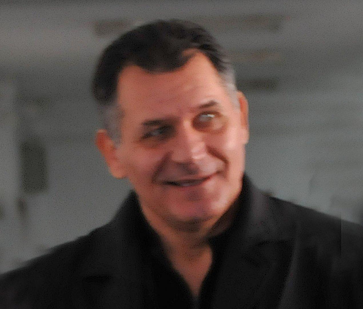 Чамурджиев бе общински съветник от БСДП. Снимка Архив Черноморие-бг