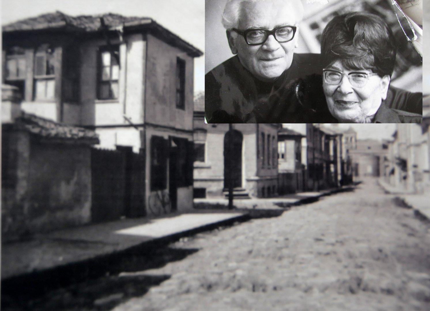 Родната къща на Паулина Станчева