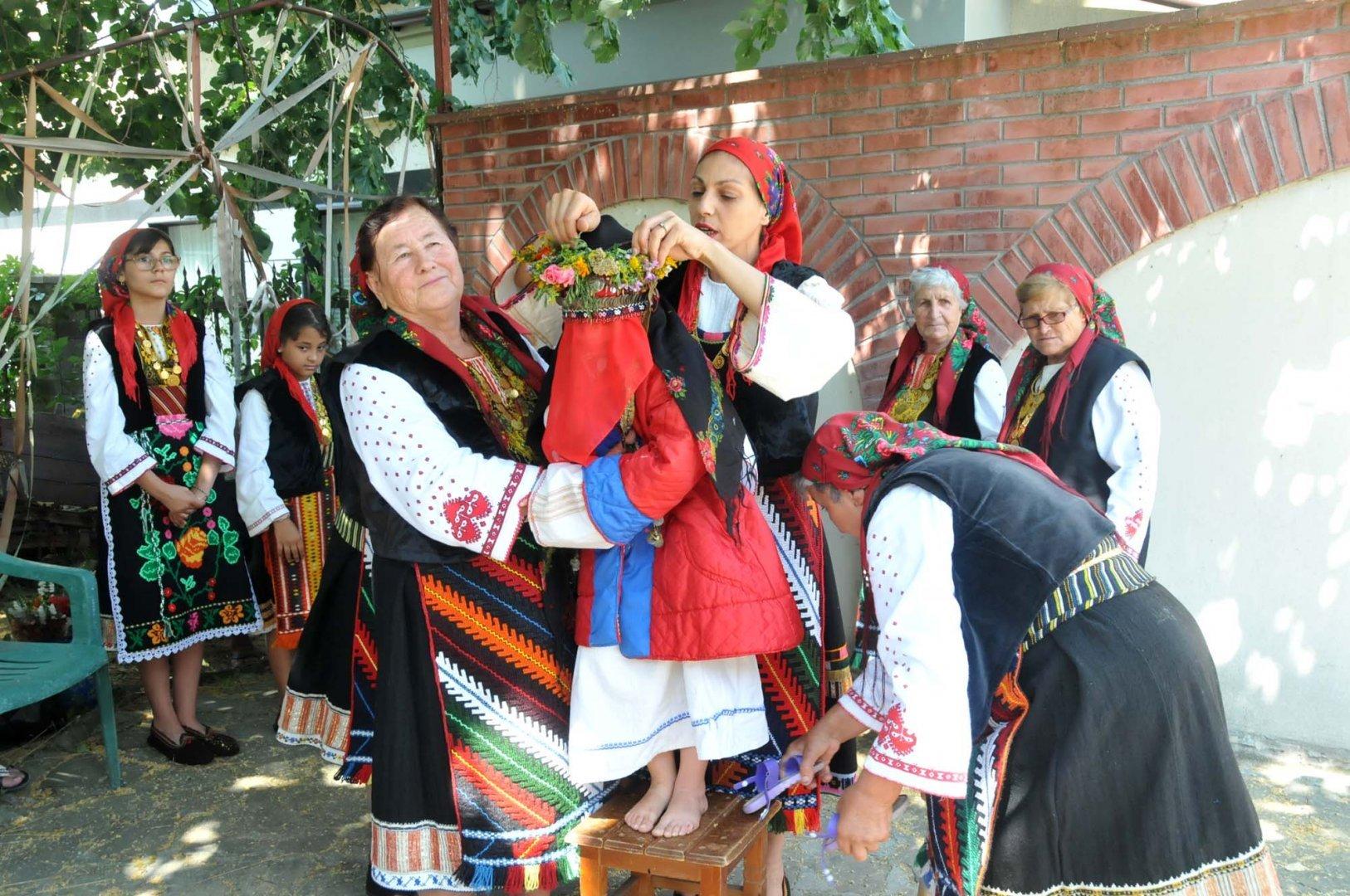 Еньовата буля е запазена в автентичния си вид в село Факия. Снимка Архив Черноморие-бг