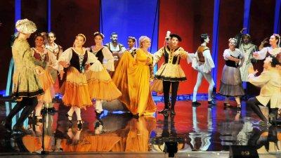 Спектакълът Целуни ме, Кейт ще се играе на 13-и април на сцената на бургаската Опера. Снимка Лина Главинова