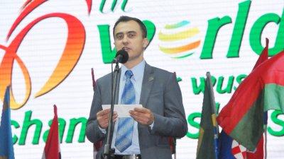 Световното първенство по ушу преди две години се проведе в Бургас благодарение на Стефан Колев. Снимка Архив Черноморие-БГ