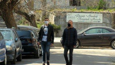 На 1-ви май падна забраната за носене на маски на открито. Снимка Архив Черноморие-бг