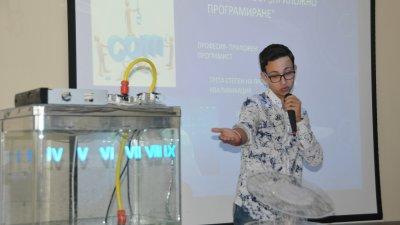 Това са поредните проекти, които гимназията печели. Снимка Архив Черноморие-БГ