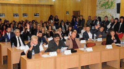 Заради извънредната епидемична обстановка, сесията няма да се проведе присъствено. Снимка Архив Черноморие-бг