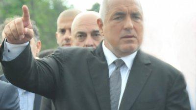 Премиерът Бойко Борисов са очаква тази сряда да бъде в Бургас. Снимка Архив Черноморие-бг