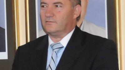 Васил Камберов беше и областен управител на област Бургас. Снимка Архив Черноморие-бг