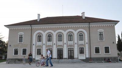 Общинският съвет на Царево заседава в сградата на читалището. Снимка Архив Черноморие-бг