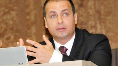 Живко Табаков настоява за писмен отговор на писането си. Снимка Архив Черноморие-бг
