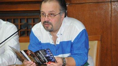Директорът на Операта Александър Текелиев ще получи отличиета тази вечер. Снимка Архив Черноморие-бг