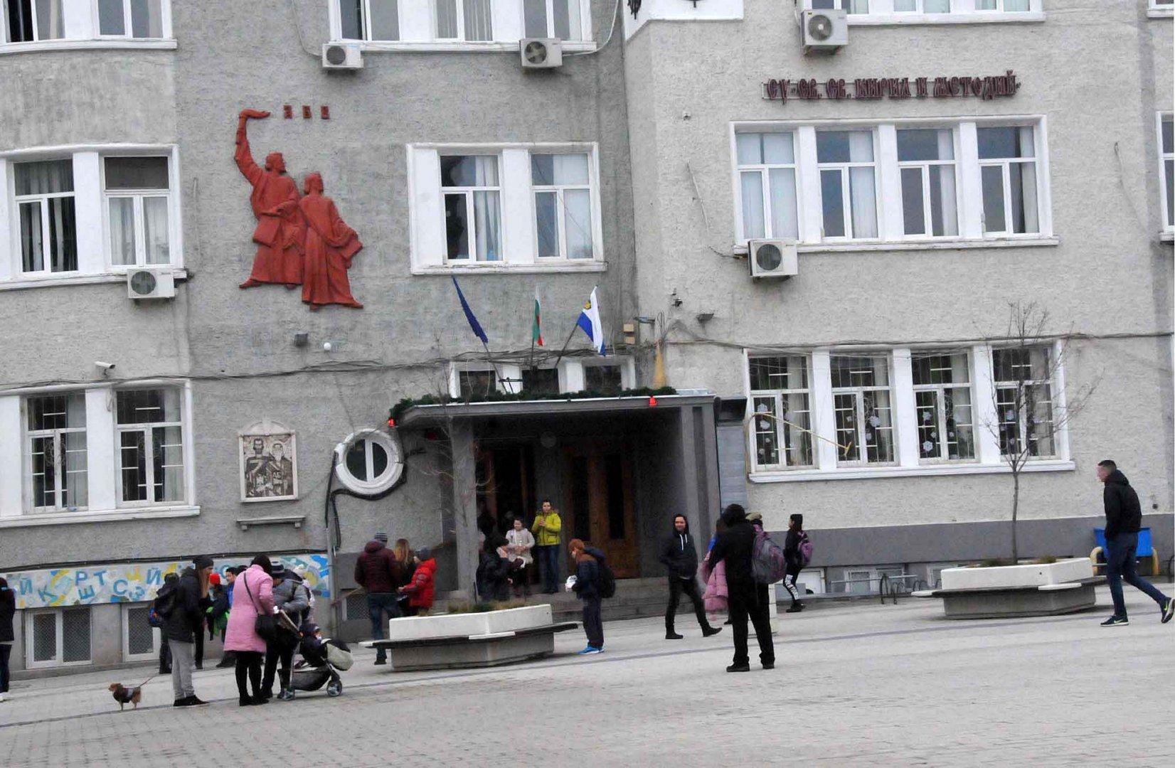 Седмокласниците се явявят днес на изпит в 105 училища в Бургас и региона. Снимка Архив Черноморие