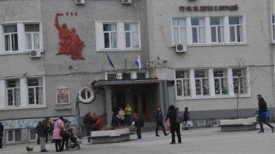 Най-старото училище почита патроните си - равноапостолите Кирил и Методий. Снимка Архив Черноморие-бг