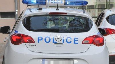 Полицията работи по изясняване на случая. Снимка Архив Черноморие-БГ